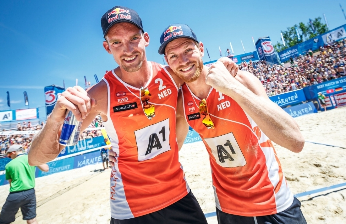 Can the Dutch Olympic bronze medalists continue their good form at the #TorontoFinals? Photocredit: Martin Steinthaler